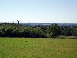Terrain (Constructible) avec une vue