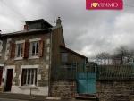 Maison de village avec 3 chambres sur 100 m2 de terrain