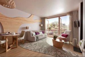 Appartement a vendre. Secteur VILLENEUVE-LE-COMTE. 2 ch. 63m²