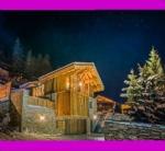 Chalet alpin de luxe à Val d'Isere. Haute gamme ++