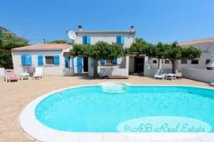 Très jolie villa de 200m² sur 2 niveaux, 5 chambres, potentiel locatif