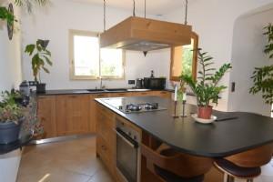 Villa atypique, 3 chambres et un bureau, 1 sde, 2 wc