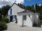 Campagne de Ploerdut, maison rénovée 1 chambre, Terrasse et jardin avec chalet et garage