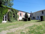 Vendee – Renovated 3 Bedroom Home, Plus Cottage to Restore