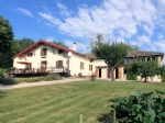 Midi Pyrenees – Detached Basque style Home. Magnificent Views