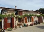 maison rénovée avec 5 chambres, gite, jardin, Sauzé-Vaussais.