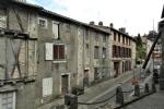 Deux maisons anciennes, sur 375 m² de terrain, dans le quartier historique de 79200 Parthenay