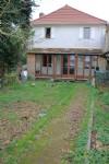 Maison d'habitation, 2 chambres avec jardin cloturé