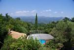 Confortable propriété avec piscine et belle vue!