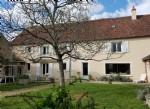La Brenne, Indre 36, Lignac: grande maison de 7/8 chambres avec grange