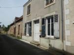 Maison de ville traditionnelle au centre de Châteaumeillant