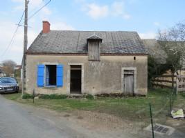 Charmante maison de vacances ou résidence principale dans la campagne de l'Indre
