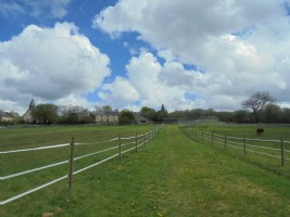 Normandy – Equestrian Home, 3 Gites, 11 Hectares Land