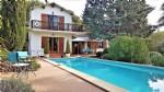 Jolie villa avec gîte indépendant sur 1601 m² de terrain avec piscine et vues, au calme !