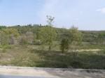 Entre Ardèche et Gard, proche Aiguèze très beau terrain constructible entièrement plat de 1721 m²