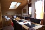 Vente Duplex 3 chambres Flumet Les Evettes (73590)