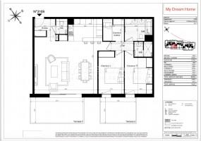 T3+cabine de luxe dans résidence 5* aux pieds des pistes de Praz sur Arly (74120)