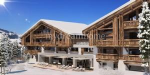 T3+ cabine en RDJ dans résidence 5* aux pieds des pistes de Praz sur Arly (74120)