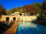 Exceptionnel mas traditionnel en pierre de 4 chambres avec 5 gîtes, piscine 17 x 6  et jacuzzi