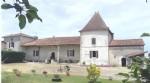 Logis du XVIIème à rénover. Secteur Chalais Aubeterre Montmoreau.