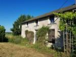 Envie de la campagne ? Cottage en pierre rénové, 2 ch, 97 m², dans un endroit isolé, 79420 Vautebis