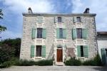 Résidence en pierre pleine de charme Charente