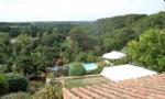 Maison en pierres restaurée avec 5 chambres, vue panoramique, piscine - Charente