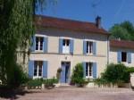 Bel ensemble Maison de maitre 5 gites piscine a vendre en sud Charente
