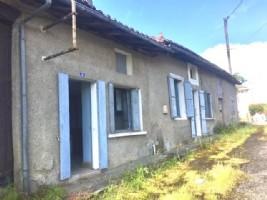 2 maisons à rénover avec dépendance