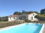 Superbe pavillon, piscine et vue imprenable