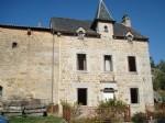 Maison de village en pierres avec terrain attenant, aux portes de l'Aubrac