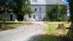 Maison à vendre lanrelas, maison style fermette avec dépendances en terre, 3 cha