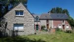 Maison  a vendre - ensemble de 2 maisons avec dépendances entre dinan et broons.