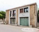 Maison de village de 260m² sur deux niveaux, 3 chambres, parcelle de 1846m2