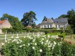 Maison bourgeoise (1789) dans le Parc Naturel du Morvan, proche Chateau-Chinon, dans son jus