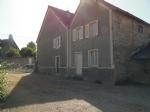 À vendre dans la Creuse spacieuse maison de bourg, habitable de suite