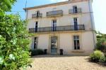 Superbe maison de maître aux portes de Béziers avec joli jardin piscine et dépendance