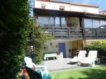 3 chambres, jardin, garage, accès à la piscine ET à la Méditerranée à votre porte!