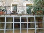 *Chic maison de village avec balcon et cour