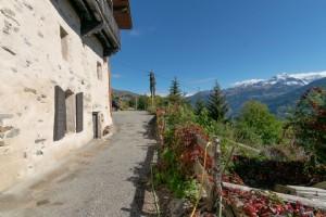 Superbe ancienne ferme rénovée proche Aime - La Plagne - Versant soleil