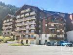 Appartement 2-pièces avec cave, au c ur de la station de ski.