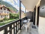 Un appartement au coeur de la vie du magnifique village de saint Gervais