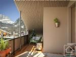 Appartement T2 dans ce nouveau complexe de 28 beaux appartements à prix abordable au c ur de Servoz