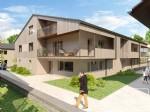 Appartement T3 dans ce nouveau complexe de 28 beaux appartements à prix abordable au c ur de Servoz