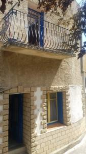 Jolie maison de village de 45 m² habitables avec terrasse, cave et balcon !
