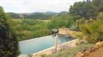 Villa d'architecte sur 1245 m² de terrain avec piscine et vues magnifiques !