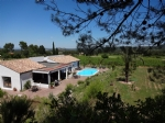 Belle villa d'architecte en habitation de 210 m² habitables sur 3000 m² avec piscine et vues !