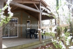Chalet 4 à 6 personne de 35 m² avec terrasse