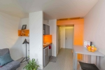 Investissement immobilier en résidence étudiante avec loyer annuel de 4243.07 HT