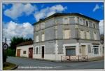 Le Fleix, maison de village, 3 niveaux de 135 M2, garage